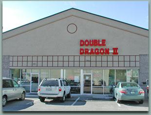 Double Dragon 2 Home
